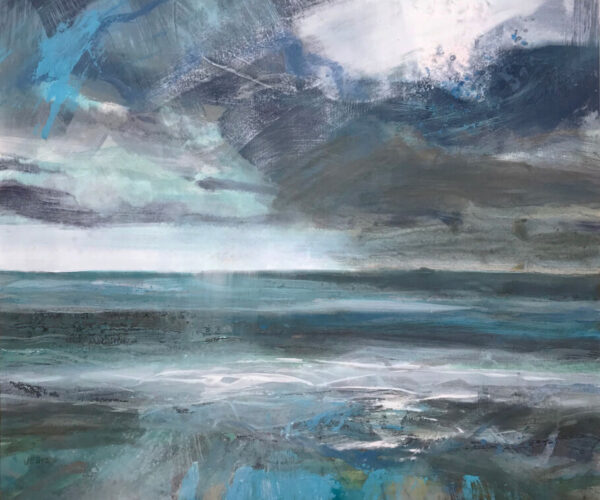Nadia Waterfield Fine Art, Autumn Exhibition, Contemporary art for sale in Hampshire