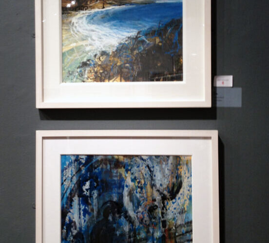 The Mall Galleries Art Exhibition, expressive artwork for sale, art exhibition in London