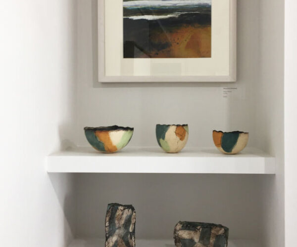 The Padstow Gallery, Cornwall, contemporary art for sale, coastal seascape paintings and art