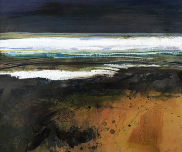 Seascapes on sale at Cornish Gallery, The Padstow Gallery